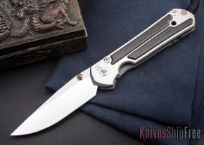 Chris Reeve Knives: Large Sebenza 21 - Bog Oak - 100408