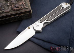 Chris Reeve Knives: Large Sebenza 21 - Bog Oak - 100409