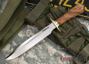 Randall Made Knives: Model 1-8 All Purpose Fighting Knife - Spalted Maple - 101117