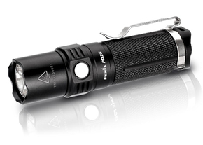 Fenix Lights: PD25 Flashlight - 550 Lumens - w/ USB Rechargeable Li-ion Battery