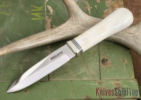 "Randall Made Knives: Gambler 4"" - Polished Stag - 101609"