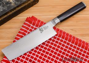 "Shun Knives: Classic Nakiri 6.5"" - DM0728"