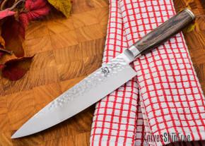 """Shun Knives: Premier Chef's Knife 8"""" - TDM0706"""