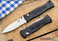 Benchmade Knives: 530S Pardue - Axis Lock - Spear Point - Serrated