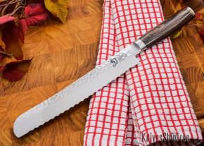 """Shun Knives: Premier Bread 9"""" - TDM0705"""