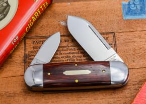 Great Eastern Cutlery: #36 - Tidioute - Ken Daniel's Sunfish - Cocobolo Wood