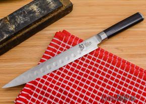 "Shun Knives: Classic H.G. Slicing Knife 9"" - DM0720"