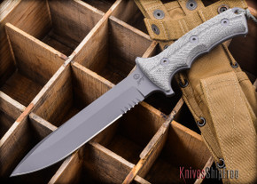 Chris Reeve Knives: Green Beret - 7""