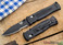 Benchmade Knives: 530SBK Pardue - Axis Lock - Spear Point - Serrated