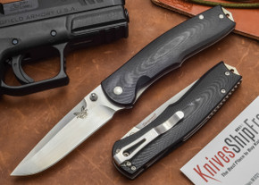 Benchmade Knives: 890 Torrent - Nitrous