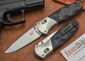 Benchmade Knives: 581 Barrage - Assisted Opening