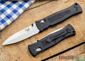 Benchmade Knives: 530 Pardue - Axis Lock, Spear Point