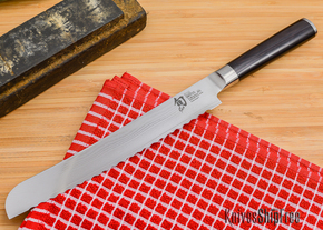 "Shun Knives: Classic Bread Knife 9"" - DM0705"