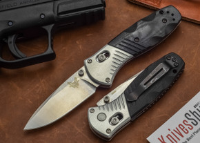 Benchmade Knives: 586 Mini Barrage - AXIS® Assist