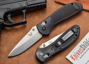 Benchmade Knives: 551 Griptilian - Modified Drop Point
