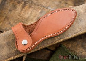 Sharpshooter Sheaths: Sabot Sheath - Right-Hand - Horizontal Leather Carry - Fits Bravo-1