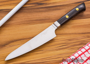 Northwoods Knives: Blackwood XHP - 130 mm (5.1 in) Petty