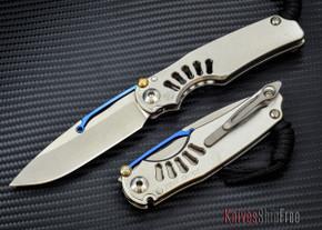 Chris Reeve Knives: Ti-Lock