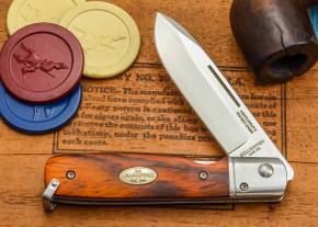 Fallkniven: GP - Gentleman's Pocket Folder - Cocobolo - Laminated CoS Steel