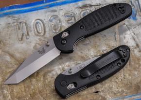 Benchmade Knives: 557 Mini Griptilian - Tanto