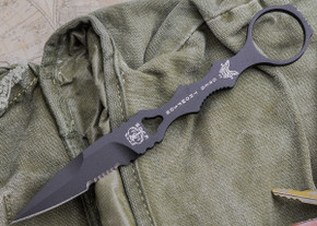 Benchmade Knives: 178SBK SOCP - Serrated Drop Point