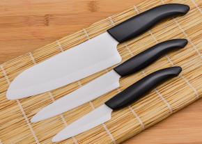 Kyocera: 3 Piece Knife Set