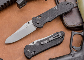 Benchmade Knives: 915 Triage