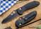 Benchmade Knives: 550BKHG Griptilian - Black Blade
