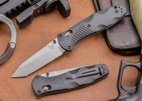Benchmade Knives: 583 Barrage - Tanto