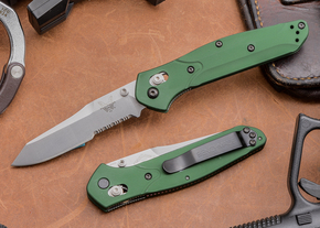 Benchmade Knives: 940S Osborne - Serrated