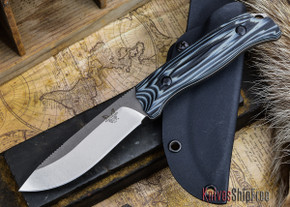 Benchmade Knives: 15001-1 HUNT - Saddle Mountain Skinner - G-10