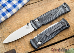 Benchmade Knives: 531 - Pardue - Axis - Drop Point
