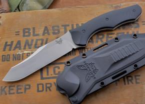 Benchmade Knives: 183 Contego - Fixed Blade