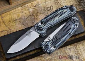 Benchmade Knives: 15031-1 HUNT - North Fork - G-10