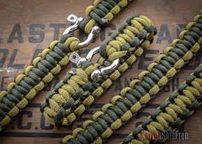 """550 Paracord Bracelet - 9.25"""""""
