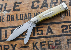 Great Eastern Cutlery: #22 - Tidoute - Magnum - Smooth Buckthorn Bone