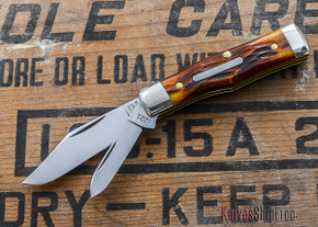 Great Eastern Cutlery: #22 - Tidoute - Magnum - Copperhead Jig Bone