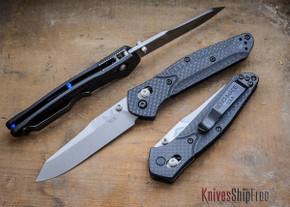 Benchmade Knives: 940-1 Osborne - Carbon Fiber