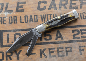 Great Eastern Cutlery: Northfield Un-X-LD - #22 Magnum - Stag - F