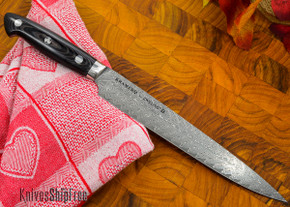"Kramer by Zwilling: Euroline - 9"" Carving Knife - Stainless Damascus Collection"
