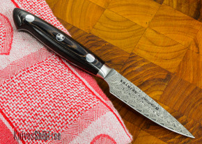 "Kramer by Zwilling: Euroline - 3.5"" Paring Knife - Stainless Damascus Collection"