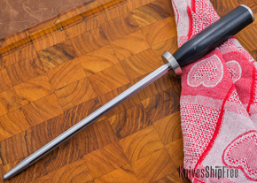 "Shun Knives: Classic Combination Honing Steel 9"" - DM0790"