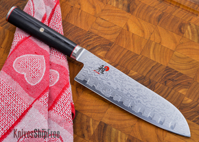"MIYABI: Kaizen - 7"" Hollow Edge Santoku Knife"