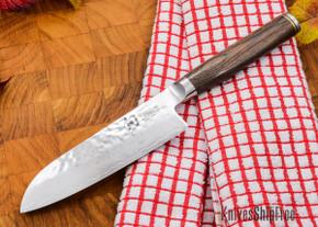 """Shun Knives: Premier Santoku 5.5"""" - TDM0727"""