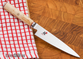"""MIYABI: Birchwood Edition - 4.5"""" Paring Knife"""