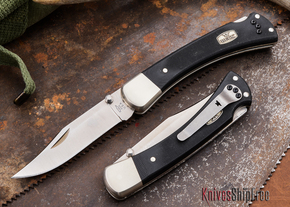 Buck Knives: The Lochsa - 110 Folding Hunter - Limited Production