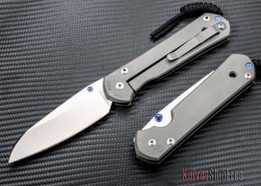Chris Reeve Knives: Large Sebenza 21 - Insingo Grind - Left Handed