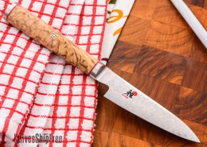 """MIYABI: Birchwood Edition - 3.5"""" Paring Knife"""