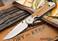 Chris Reeve Knives: Large Sebenza 21 - Bocote Inlay - U
