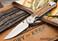 Chris Reeve Knives: Large Sebenza 21 - Bocote Inlay - W